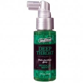 Deep Throat Spray Liquid Mint
