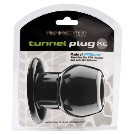 ASS TUNNEL SILICONE BUTTPLUG PERFECT FIT