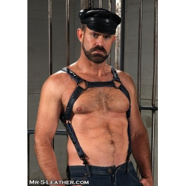 Kleidung, Mr. S Leather, Harness, Leder, Harness, Leather