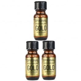 Original amsterdam gold 25 ml STRENGTH AROMA