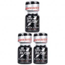 Super Rush Amyl Black Label 10ml JOVEN Belgium