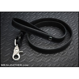 ALL LEATHER LEASH Mr-S-LEATHER Mr. S Leather San Francisco