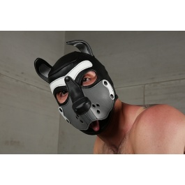 K9 leather Puppy Hood Mr. S Leather San Francisco